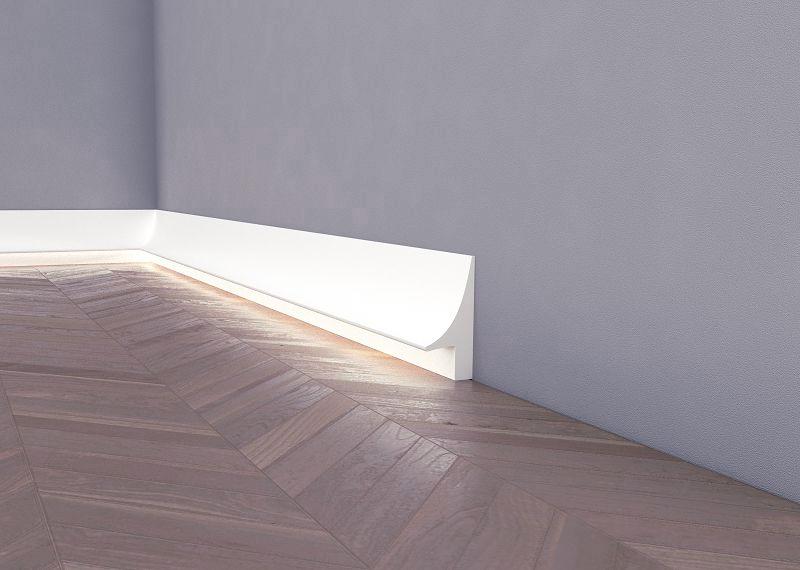 Oświetlenie Led W Garderobie Listwy Elewacyjne I Wewnętrzne